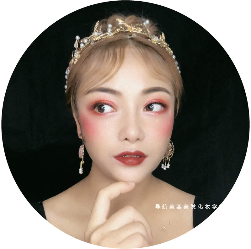 化妆速成班