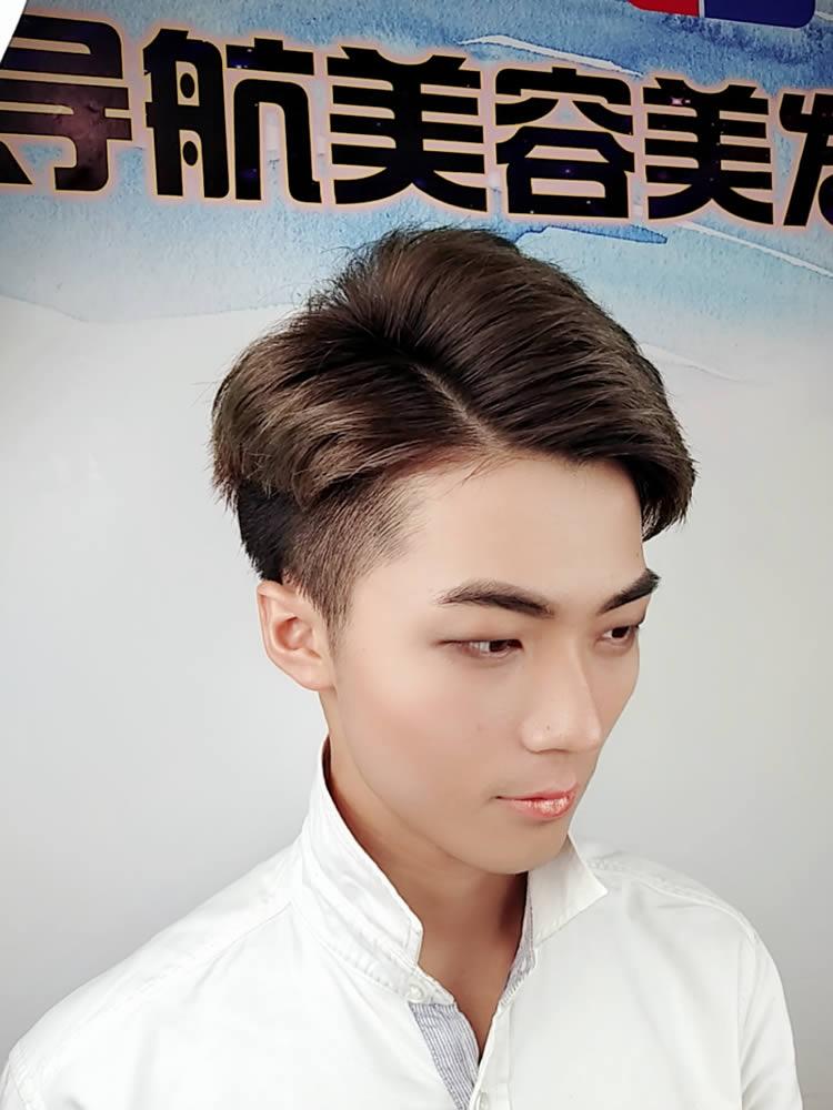 美发造型图片
