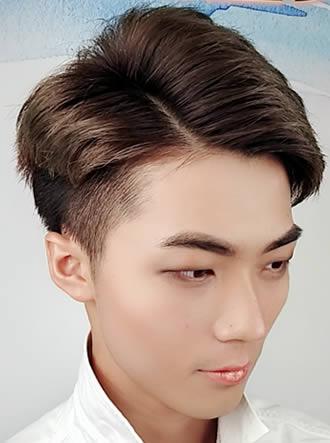 男士短发造型图片