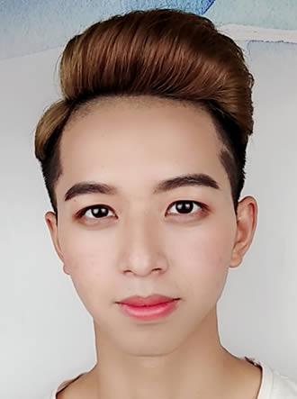 男士时尚造型美发图片