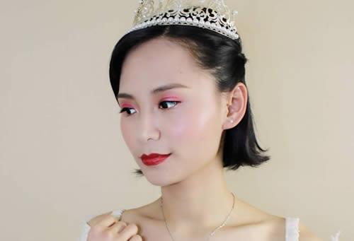 珠海哪里有专业化妆的地方?珠海正规化妆培训学校
