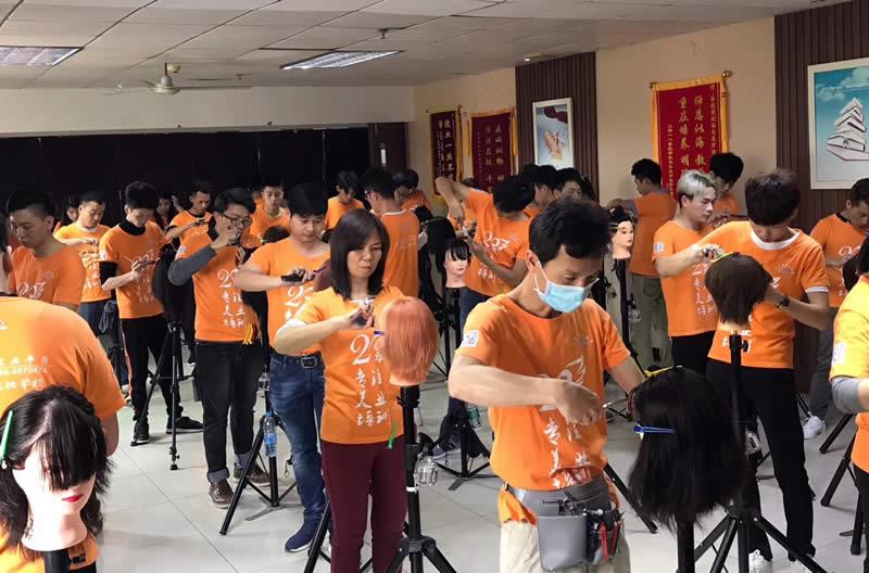 珠海学美发哪个学校好?珠海市香洲区美发培训学校