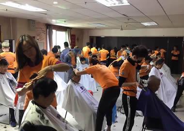 学美发哪个学校好?珠海市香洲区美发培训学校