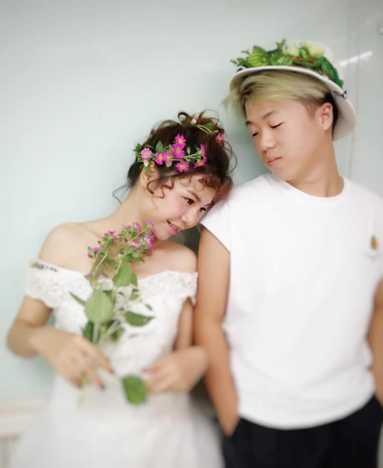 日系新娘造型