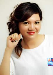 薛作莲  国际商业化妆班