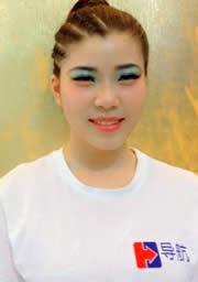 刘强莉 时尚化妆造型班