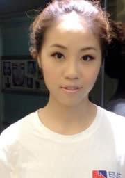 邓雪琴 影楼化妆整体造型班